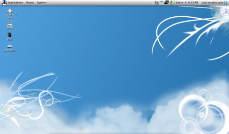 Eeebuntu Standard 3.0 Gnome