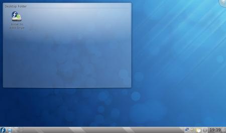 >Fedora 12 con KDE