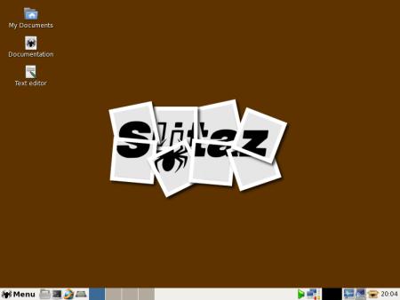 Slitaz 2.0 con OpenBox
