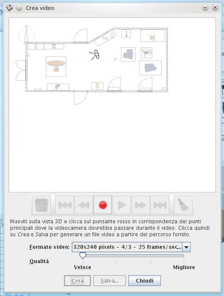 Sweet home 3d il software per la casa dei tuoi sogni for Programma arredamento 3d