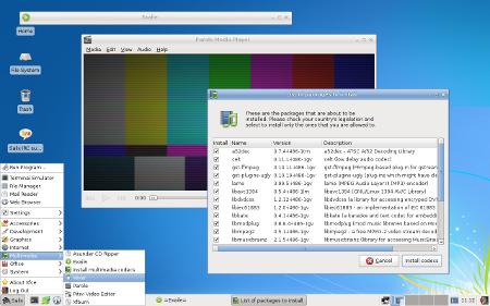 Salix Xfce 14.0
