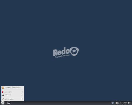 Redo Backup & Recovery 1.0.4
