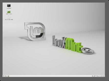 Linux Mint 14
