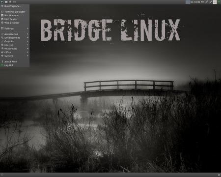 Bridge Linux 2012.12