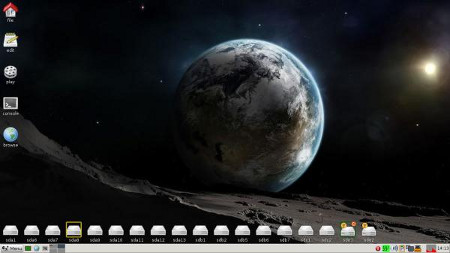 Puppy Linux 5.4