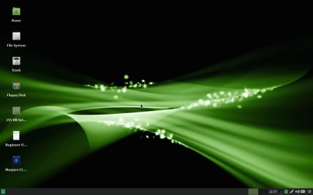 Manjaro Linux 0.8.3
