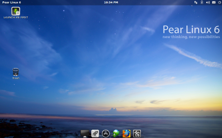 Pear Linux 6.1