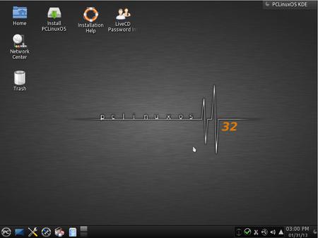PCLinuxOS KDE 2013.02