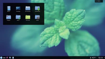 Chakra GNU/Linux 2013.02: 'Benz'