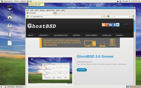 Ghostbsd 3.0