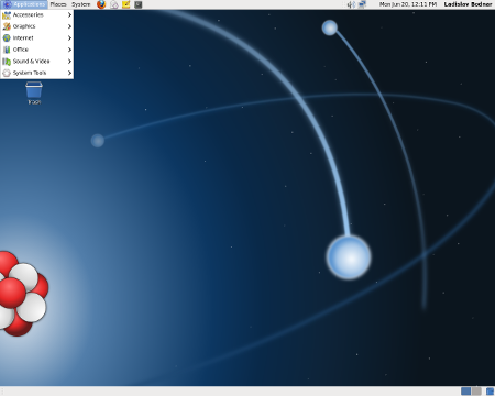 Scientific Linux 6.4