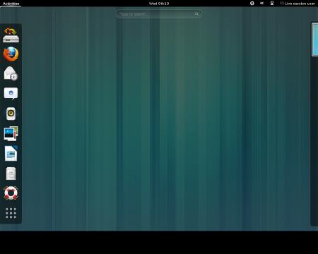 Ubuntu GNOME 13.04
