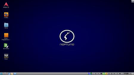 "ZevenOS 3.1 ""Neptune"""