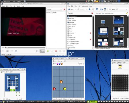 Sabayon Linux 13.04
