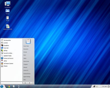 """Zorin OS 6.3 """"Core"""""""