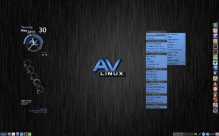 AV Linux 6.0.1