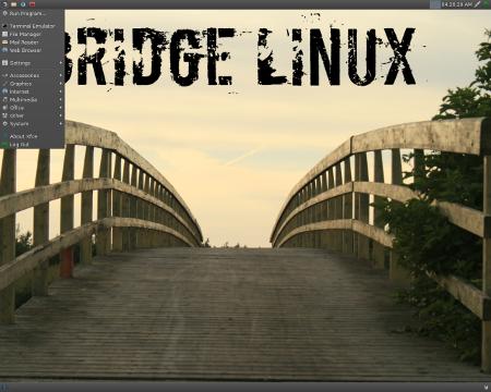 Bridge Linux 2013.06