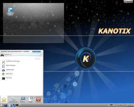 """KANOTIX 2013 """"LinuxTag"""""""