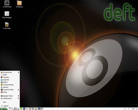 DEFT Linux 8