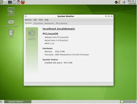 PCLinuxOS 2013.07