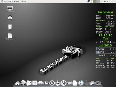 SparkyLinux 3.0