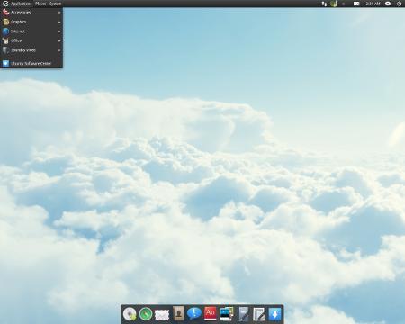 elementary OS 0.2