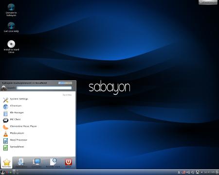 Sabayon Linux 13.08