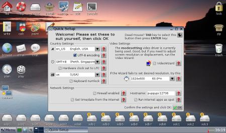"Puppy Linux 5.6 ""Slacko"""