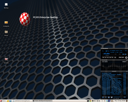 OS4 OpenLinux 14