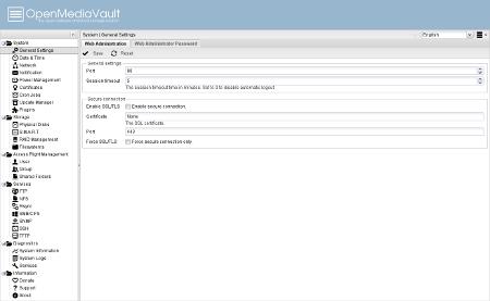 OpenMediaVault 0.5