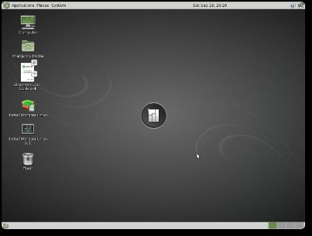 Manjaro Linux 0.8.7.1