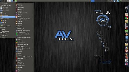 AV Linux 6.0.2