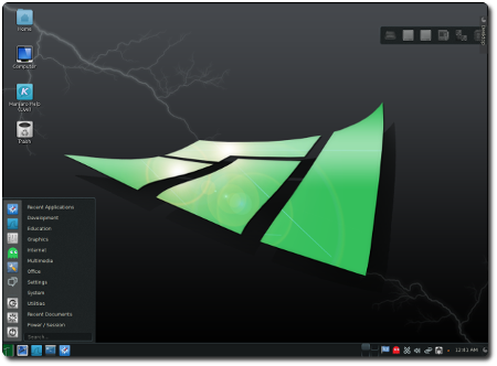 Manjaro Linux 0.8.9
