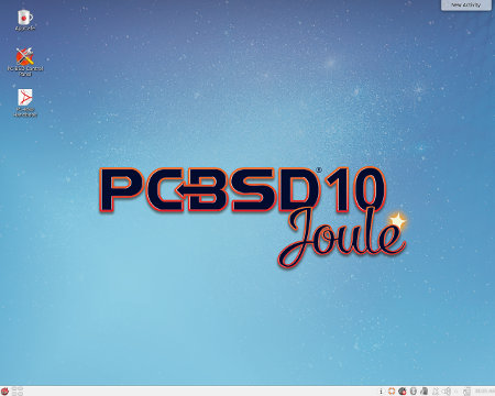 PC-BSD 10.0