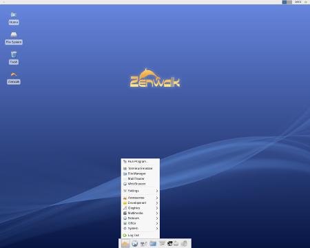 Zenwalk Linux 7.4