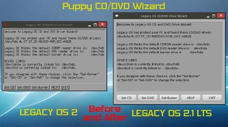 Legacy OS 2.1 LTS