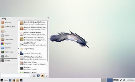 Linux Lite 2.0: Beryl