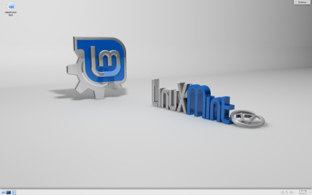 """Linux Mint 17 """"KDE"""""""