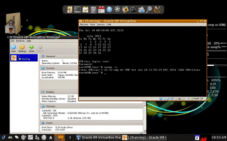 4MLinux 9.1