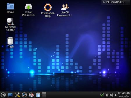 PCLinuxOS 2014.08