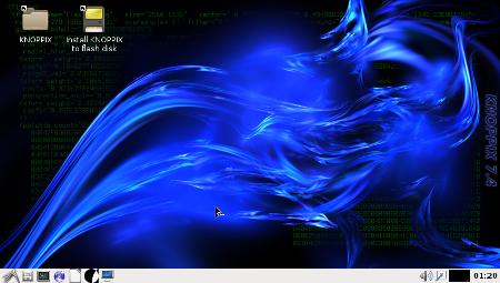KNOPPIX 7.4.0