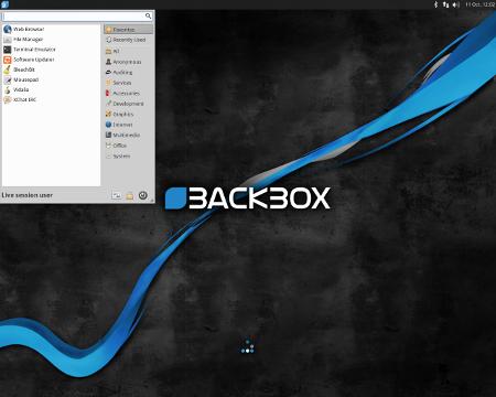 BackBox Linux 4.0