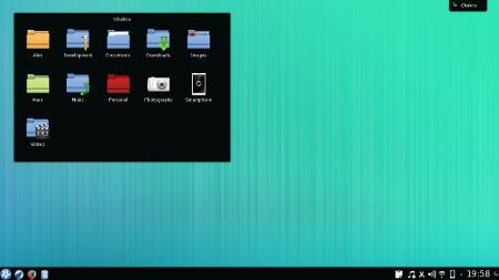 Chakra GNU/Linux 2014.09