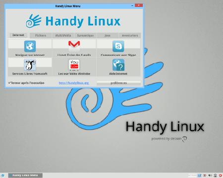 HandyLinux 1.7