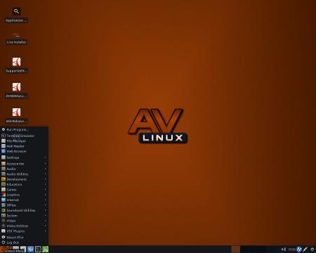 AV Linux 6.0.4