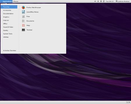 Scientific Linux 6.6