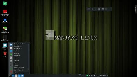 Manjaro Linux 0.8.11: KDE