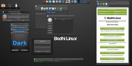 Bodhi Linux 3.0.0