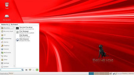 Black Lab Linux 6.5