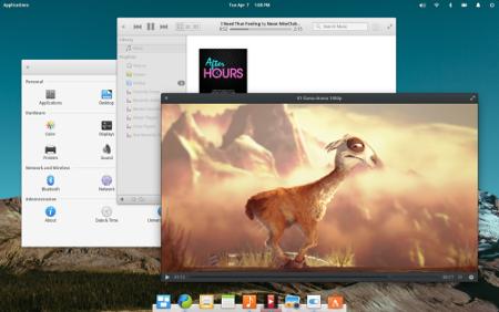 elementary OS 0.3: Freya